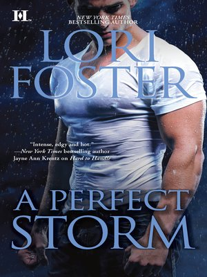 Click this cover for a(n) eBook sample of A Perfect Storm.