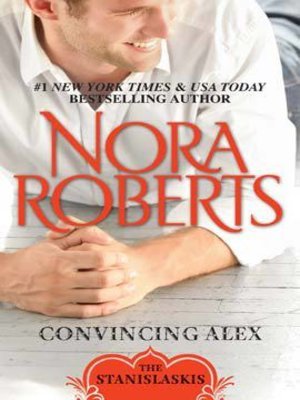 Click this cover for a(n) eBook sample of Convincing Alex.