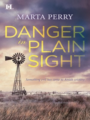 Click this cover for a(n) eBook sample of Danger in Plain Sight.