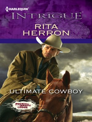 Click this cover for a(n) eBook sample of Ultimate Cowboy.