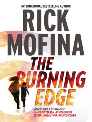 Cover of The Burning Edge