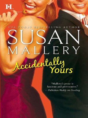 Click this cover for a(n) eBook sample of Accidentally Yours