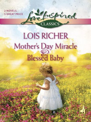 Click this cover for a(n) eBook sample of Mother's Day Miracle and Blessed Baby