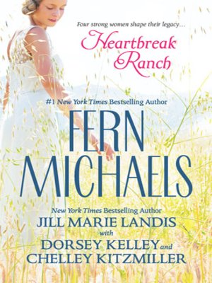 Click this cover for a(n) eBook sample of Heartbreak Ranch: Amy's Story\Josie's Story\Harmony's Story\Arabella's Story