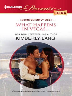 Cover of What Happens in Vegas...