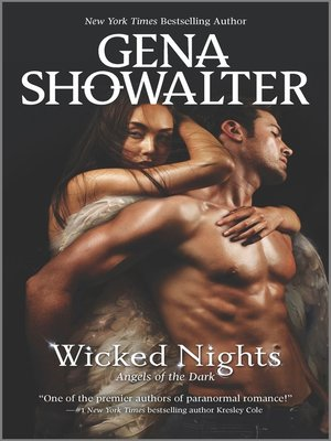 Click this cover for a(n) eBook sample of Wicked Nights.