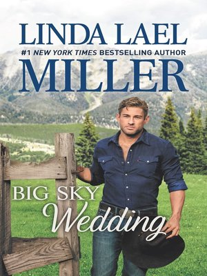 Cover of Big Sky Wedding: Book 5 of Parable, Montana Series