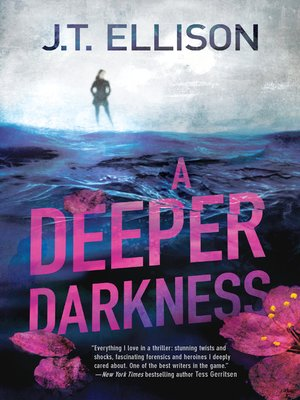 Click this cover for a(n) eBook sample of A Deeper Darkness