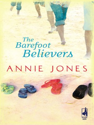 Click this cover for a(n) eBook sample of The Barefoot Believers.