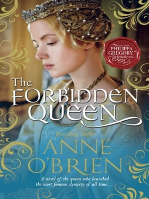 Cover of The Forbidden Queen
