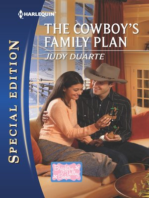Cover of The Cowboy's Family Plan