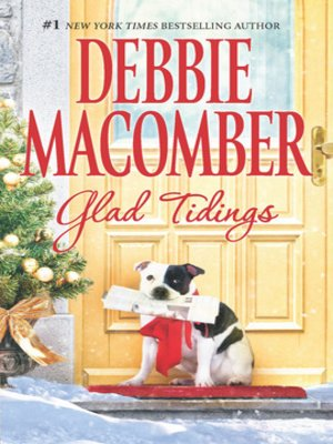 Click this cover for a(n) eBook sample of Glad Tidings: There's Something About Christmas\Here Comes Trouble