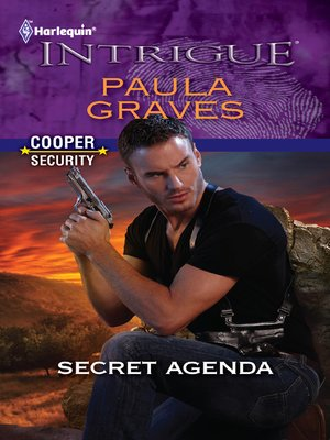Click this cover for a(n) eBook sample of Secret Agenda