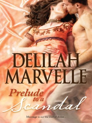 Click this cover for a(n) eBook sample of Prelude to a Scandal.