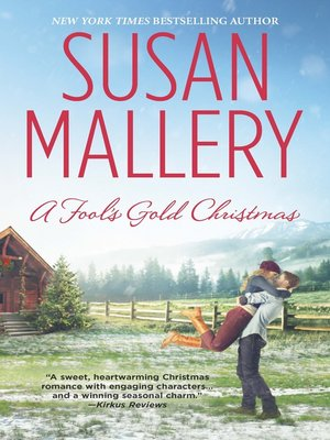 Click this cover for a(n) eBook sample of A Fool's Gold Christmas