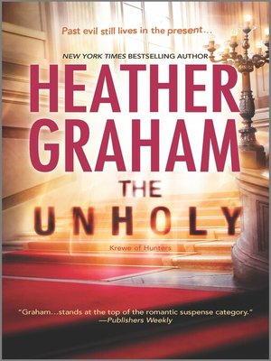 Click this cover for a(n) eBook sample of The Unholy.