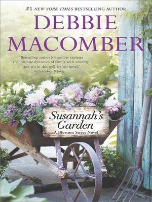 Click this cover for a(n) eBook sample of Susannah's Garden