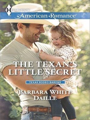 Cover of The Texan's Little Secret