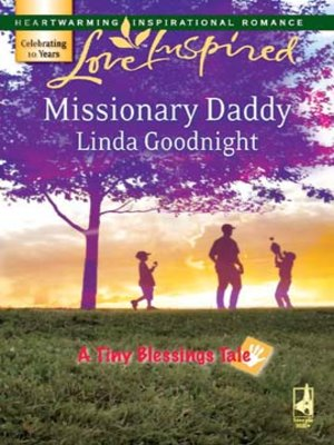 Click this cover for a(n) eBook sample of Missionary Daddy.