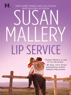 Click this cover for a(n) eBook sample of Lip Service.