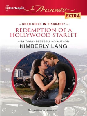 Cover of Redemption of a Hollywood Starlet