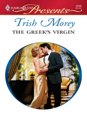 Click this cover for a(n) eBook sample of The Greek's Virgin.