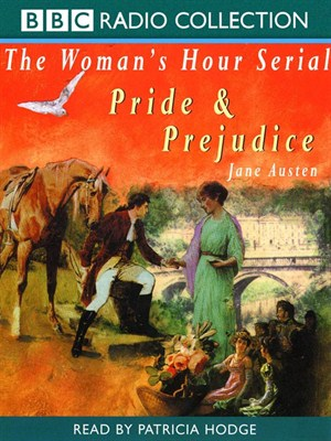 Click this cover for a(n) Audiobook sample of Pride & Prejudice