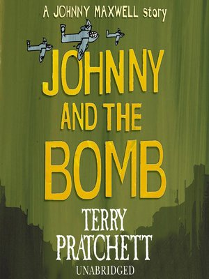 Click this cover for a(n) Audiobook sample of Johnny and the Bomb