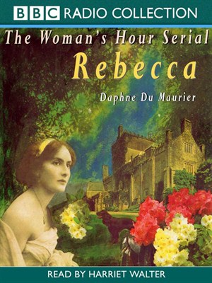 Click this cover for a(n) Audiobook sample of Rebecca.