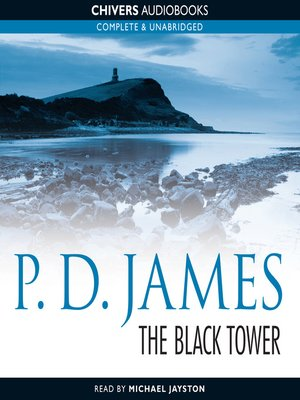 Click this cover for a(n) Audiobook sample of The Black Tower.