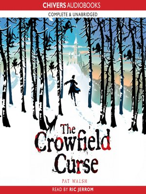 Click this cover for a(n) Audiobook sample of The Crowfield Curse.