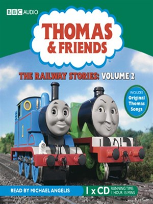 The Railway Stories, Volume 2