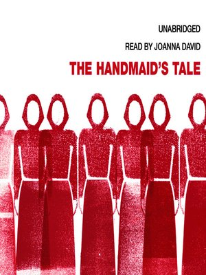 Click this cover for a(n) Audiobook sample of The Handmaid's Tale