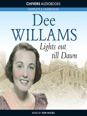Click this cover for a(n) Audiobook sample of Lights Out Til Dawn