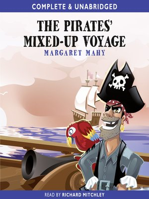 Cover of The Pirates Mixed Up Voyage
