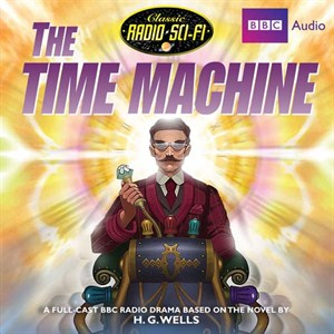 Click this cover for a(n) Audiobook sample of The Time Machine.