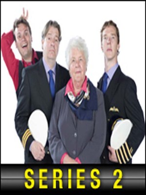 Click this cover for a(n) Audiobook sample of Cabin Pressure, Series 2.