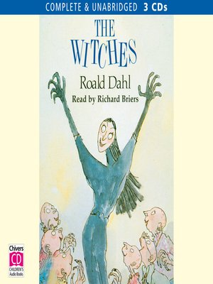 Click this cover for a(n) Audiobook sample of The Witches