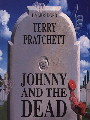 Click this cover for a(n) Audiobook sample of Johnny and the Dead