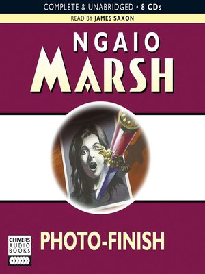 Click this cover for a(n) Audiobook sample of Photo-Finish.