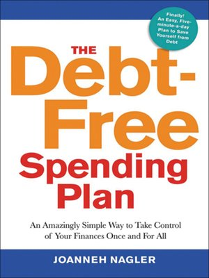 Click this cover for a(n) Audiobook sample of The Debt-Free Spending Plan.