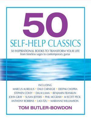 Click this cover for a(n) Audiobook sample of 50 Self-Help Classics.