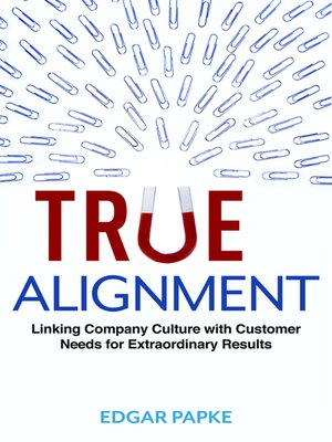 Click here to view Audiobook details for True Alignment by Edgar Papke
