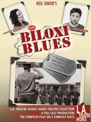 Click this cover for a(n) Audiobook sample of Biloxi Blues.