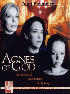 Click this cover for a(n) Audiobook sample of Agnes of God.