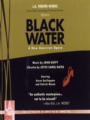 Click this cover for a(n) Audiobook sample of Black Water