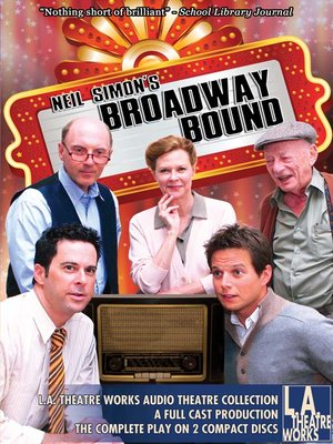 Click this cover for a(n) Audiobook sample of Broadway Bound.