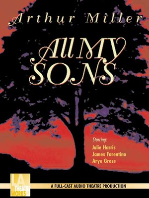 Click this cover for a(n) Audiobook sample of All My Sons.