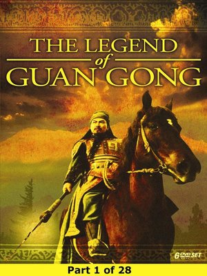 Cover of Legend of the Guan Gong, Part 1 of 28