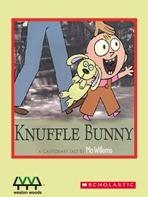 Click this cover for a(n) Audiobook sample of Knuffle Bunny.